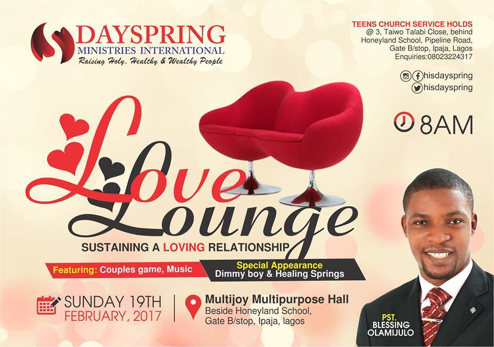 Love Lounge - Sustaining a Loving Relationship